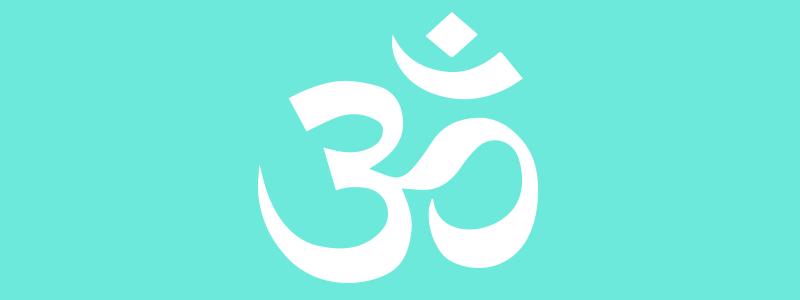 Hindu - Om icon