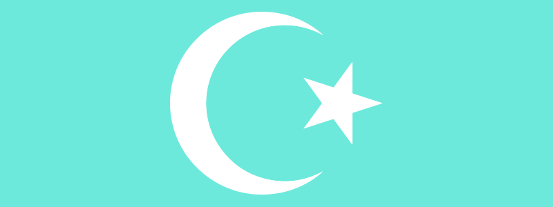 Islam - moon and star icon