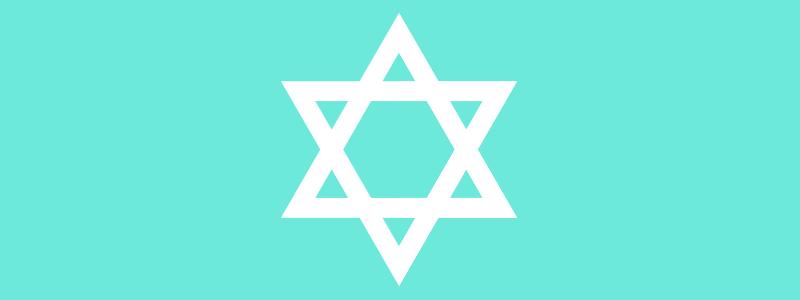 Jewish - Star of David icon