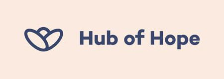 Hub of Hope logo